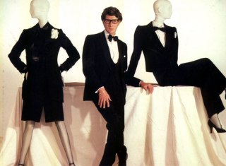 Blog-Valentino-MogrezuttMannequins-wearing-creations-by-designer-Yves-Saint-Laurent-are-displayed-for-the-exhibition-Yves-Sain- Laurent-at-the-Petit-Palais-in-Paris